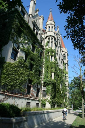 ivy league: Chicago, USA, July 2006, University of Chicago