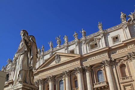 St. Peters Basilica, Rome, 2011 Stock Photo - 17201755