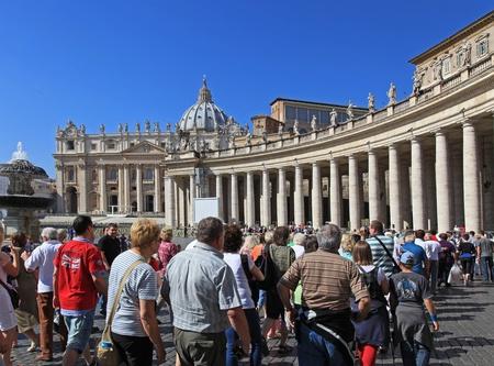 St. Peters Basilica, Rome, 2011 Stock Photo - 17201754