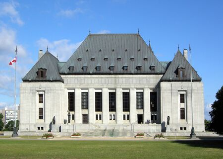 supreme court: Supreme Court of Canada, Ottawa, 2007