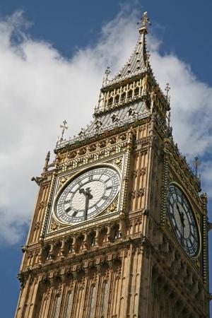 Big Ben, Londen, Engeland, 2009