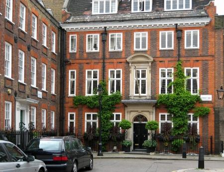 the eighteenth: London eighteenth century buidlings, Westminster, 2007