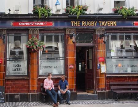 London Pub, 2013 Sajtókép