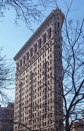 flatiron: Flatiron building, New York, 2013