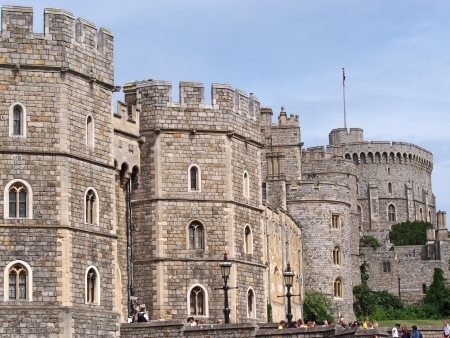 Windsor Castle, England, 2013