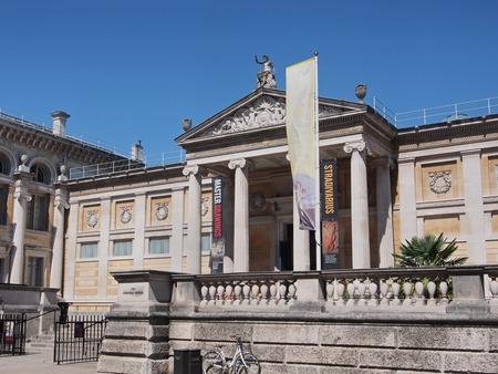 Ashmolean Museum, Oxford, England, 2013