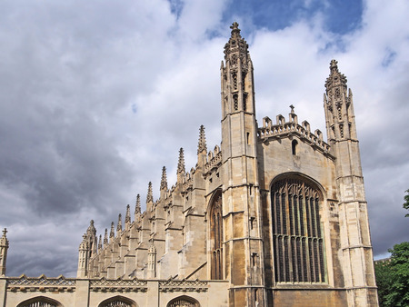 Kings College, Cambridge University, 2013