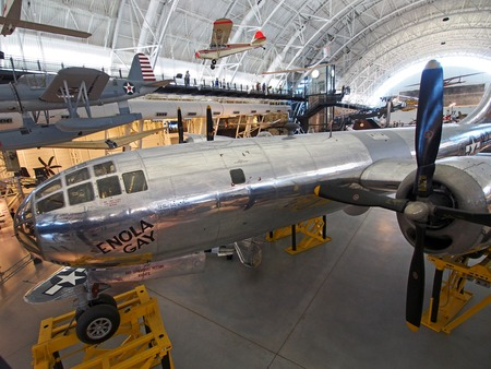 Udvar-Hazy Smithsonian Air and Space Museum, 2014