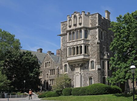 ivy league: PRINCETON - 2012:  Princeton is regularly rated one of the best universities in the world