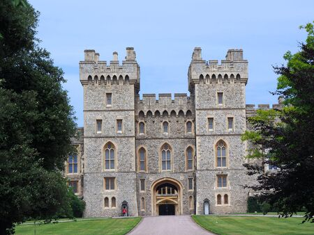 windsor: Windsor Castle, England, 2013
