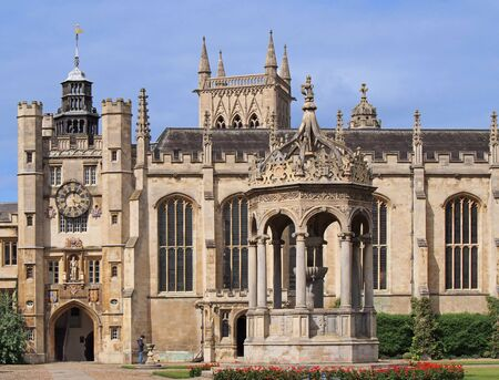 trinity: Cambridge University, Trinity College Editorial
