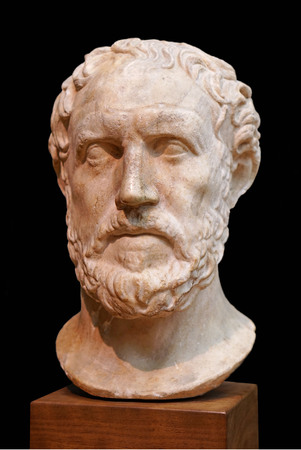 historian: Ancient Greek Historian Thucydides Editorial