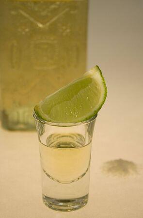 segmentar: Tequila vidrio y cal segmento