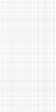 Arrière-plan transparent de vecteur simple papier millimétré. Illustration de papier de plan abstrait