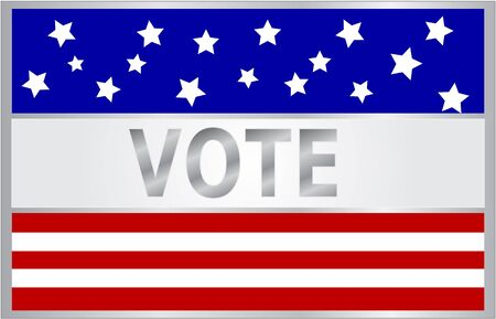 free vote: American vote   Illustration