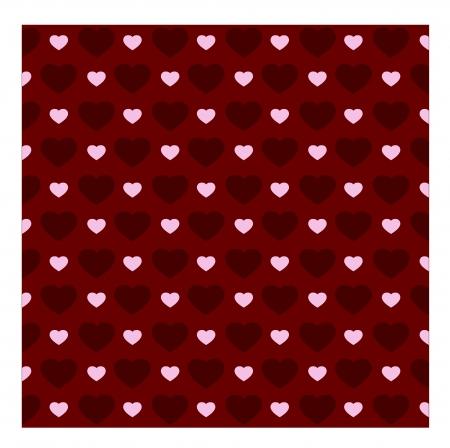 Retro hart patroon, textuur