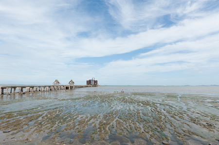 ebb: Ebb Tide at the Mud Beach