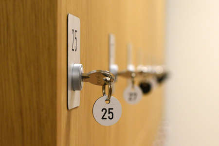 Keys on lockable boxes Editoriali