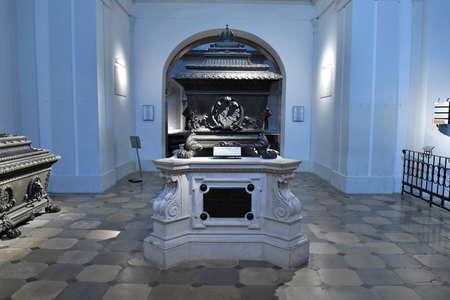 The Capuchins' Crypt in Vienna, Austria, Europe