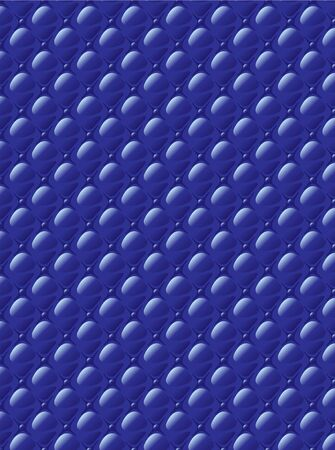 classicism: Stylization of upholstery fabric with buttons. Background. Illustration
