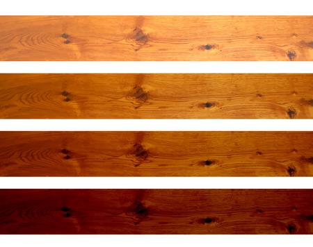 flat panel: Oak boards