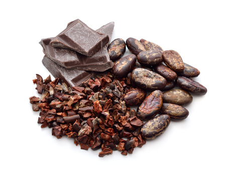 food plant: Cocoa products (Beans, nibs, chocolate)