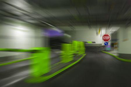 Multi-storey car park Stock Photo - 6340986