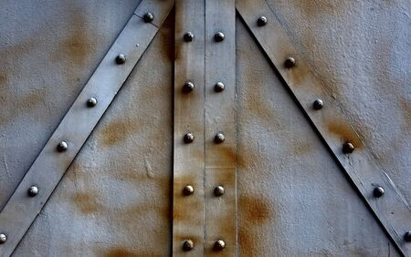 strives: Metal Stock Photo