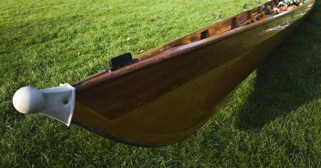 deatil: Rowing boat