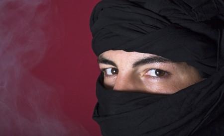 masking: Masking Stock Photo