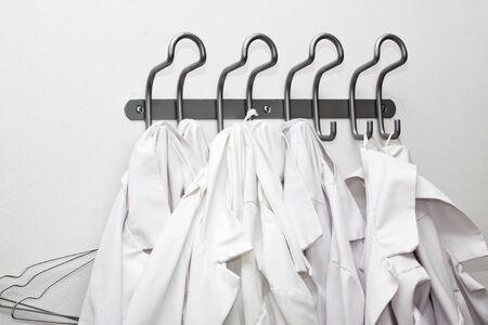 white overalls photo