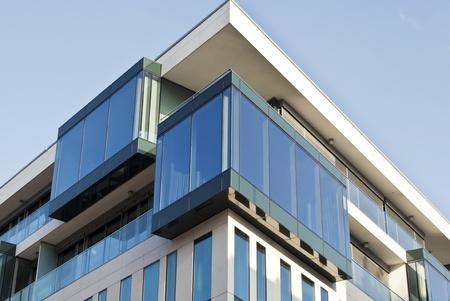 moderne loft in nieuwe centrum van Berlijn Stockfoto