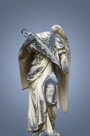 messengers of god: headless angel bust