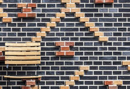 impasse: Wall made of bricks