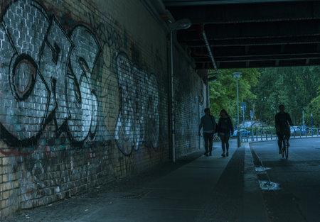 clinker: Tunnel