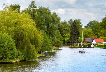 residential idyll: Living by the water