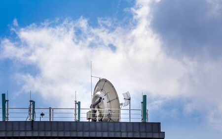 international monitoring: Radar equipment