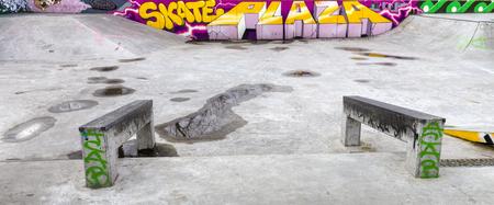 dexterity: Playground Stock Photo