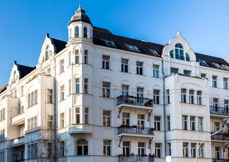 tenement: Living in Berlin