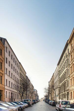 property berlin: Street in Berlin