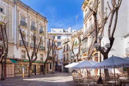 jerez de la frontera: Jerez de la Frontera in Spain