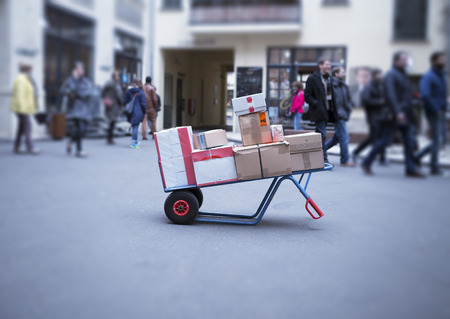 Delivery of packages