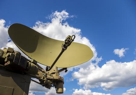 secretly: Radar Stock Photo