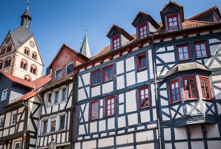 ornately: Tudor style house