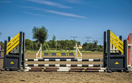 obstacle: Obstacle to Equestrian