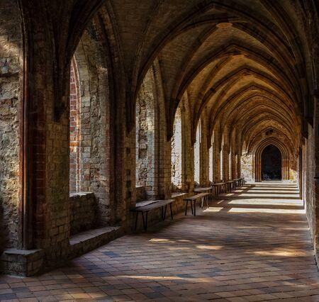 anno: Chorin Monastery