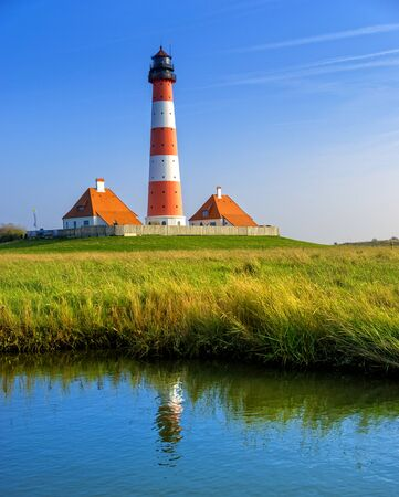 westerhever: Lighthouse Westerherver
