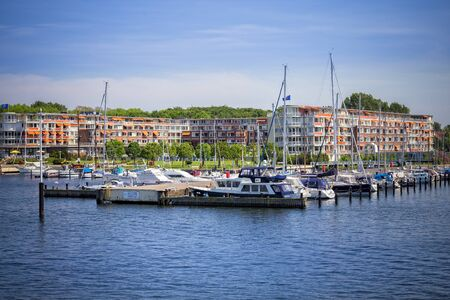 awnings windows: Resort on the Baltic Sea near Travemnde