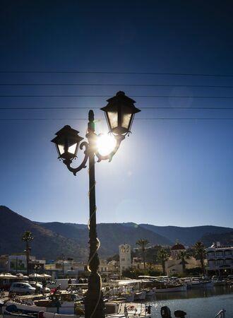kreta: Lantern backlit