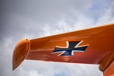 orden: German emblem on aircraft